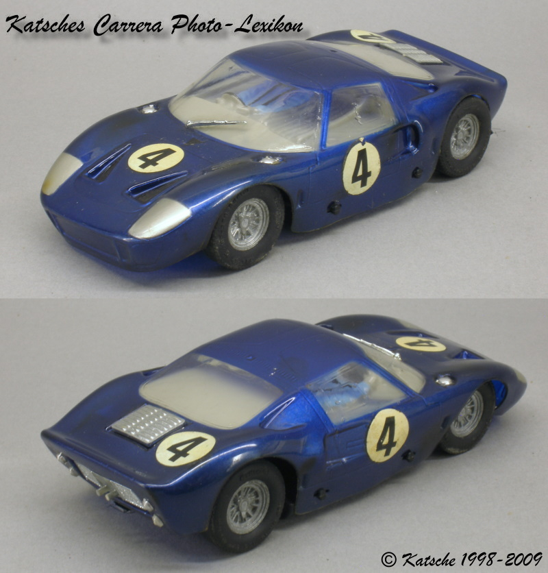 carrera universal ford gt 40. Black Bedroom Furniture Sets. Home Design Ideas